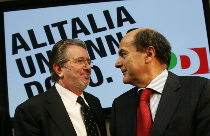 Filippo Penati e Pierluigi Bersani