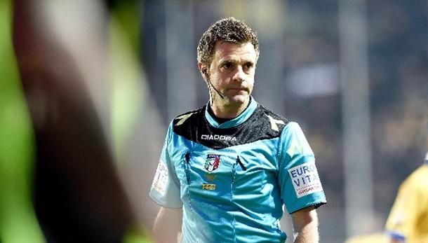 Serie A. Napoli-Roma a Rizzoli