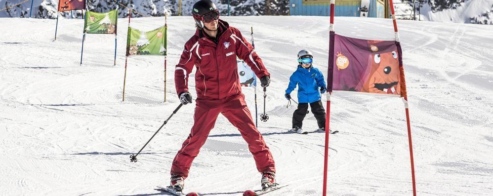 Stubai, voglia di neve e attenzione ai bambini