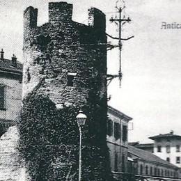 Bergamo Bassa e le antiche Muraine Tutta la storia  della torre del Galgario
