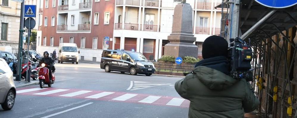 Massimo Bossetti torna in aula Si parla ancora di Dna con i Ris - le foto
