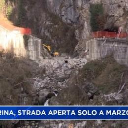 Val Serina. C'è una data. Il 19 marzo aprirà la strada