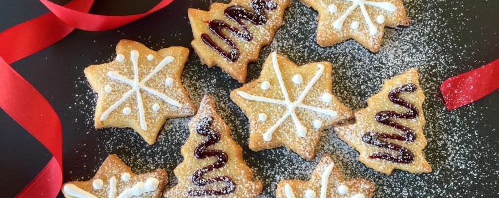 Biscotti di mais al sapore di Natale