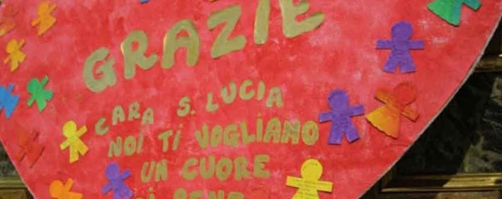 Caccia al regalo per Santa Lucia Più acquisti. Spesa media? 50/60 euro