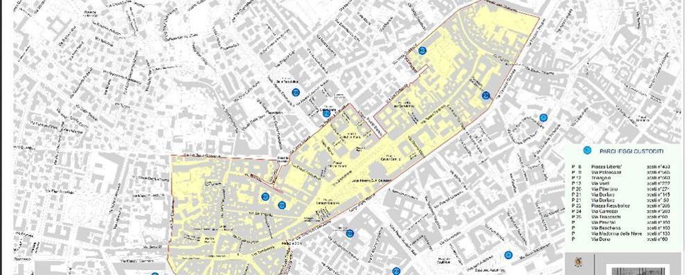 Domenica centro chiuso alle auto Tante le iniziative in tutta la città - la mappa
