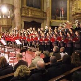 Il «Concerto di Natale» del Centro missionario diocesano