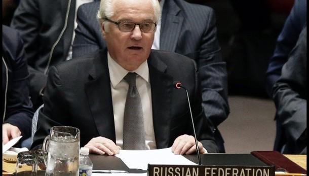Mosca a Onu, Kiev sta sabotando pace