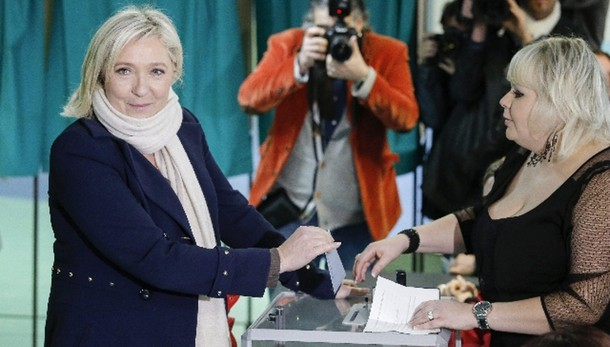 Francia: aperti seggi 2/o turno regioni