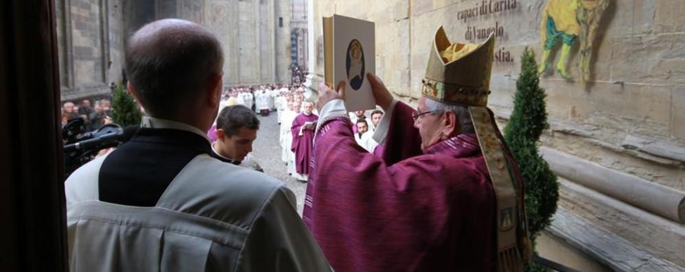 Bergamo, il Giubileo è iniziato «Apriamo la Porta e il cuore» - Video