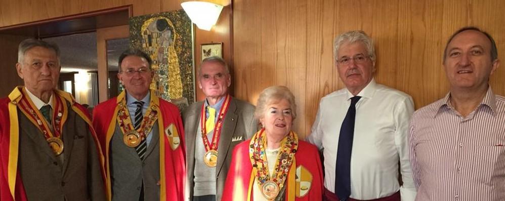 Cavalieri della Polenta Traguardo dei 40 anni