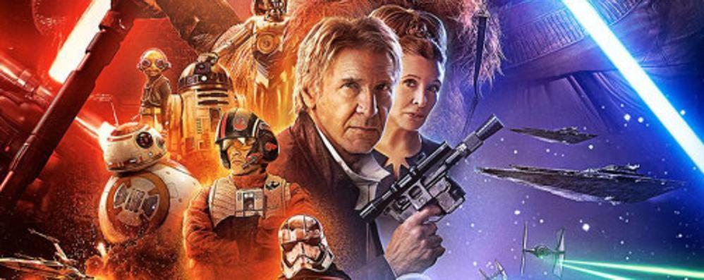 Cinema, è il giorno di Star Wars A Curno due eventi per i fan - Video