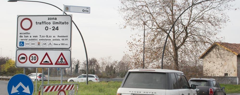 Campagnola, la Ztl fantasma Il test: 116 auto in 15 minuti
