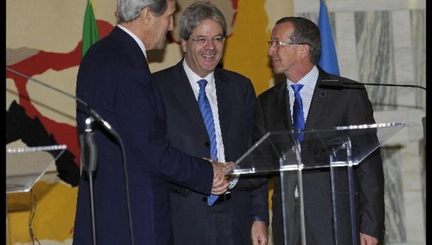 Libia: firmata intesa per governo unità