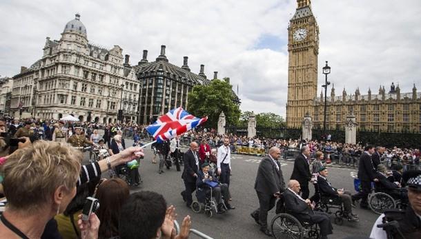 Maggioranza britannici per uscita da Ue