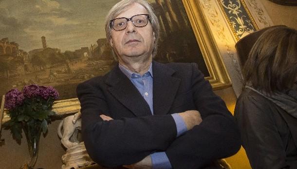 Operato dopo malore Vittorio Sgarbi