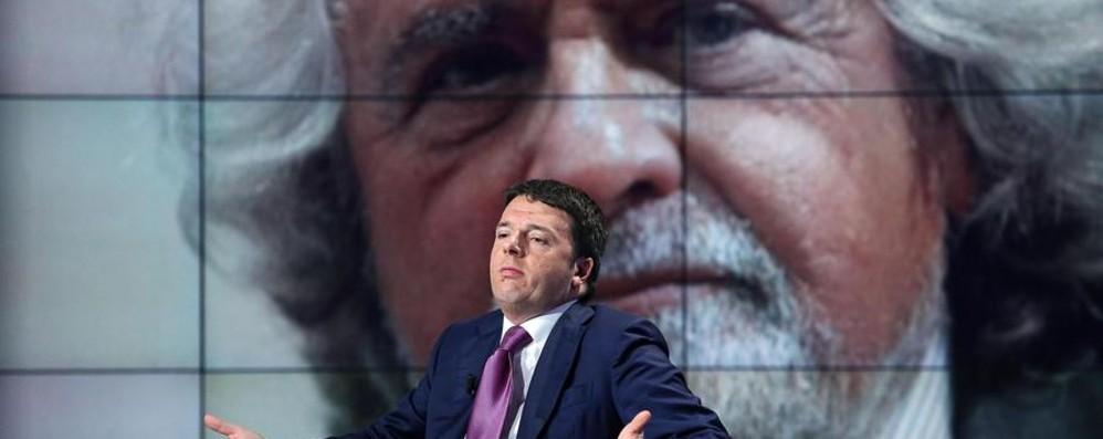 Se Renzi fa accordi a sorpresa con Grillo