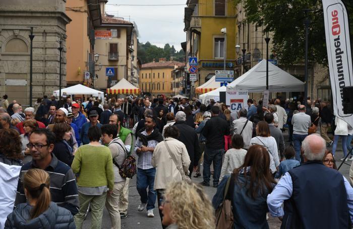 A settembre Borgo Palazzo aveva ospitato anche la tradizionale festa del borgo