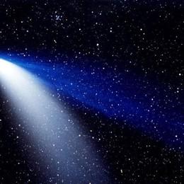 Inseguendo la stella cometa Proprio come i tre Re Magi