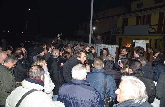 La festa per Monella ad Arzago