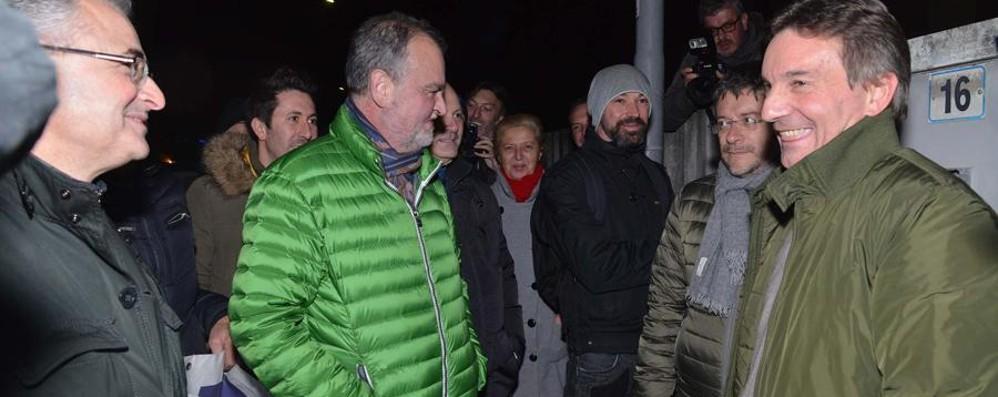 La festa per Monella ad Arzago: «Mi è mancato molto il mio paese»