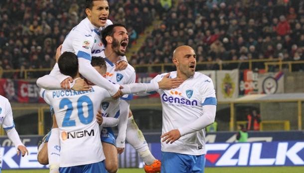 Calcio: Bologna-Empoli 2-3