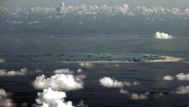 Cina accusa aereo Usa di sconfinamento