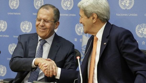 Lavrov, 18 mesi processo politico Siria