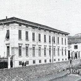 Via Nullo, due passi negli anni '20 La «fabbrica» della corrente in città