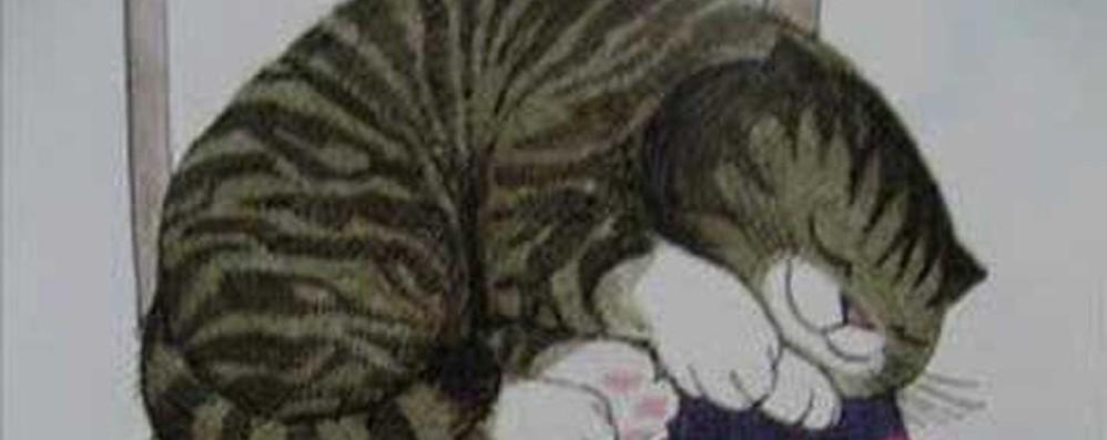 Buon Natale con il gatto Mog - Video I suoi disastri fanno impazzire il web