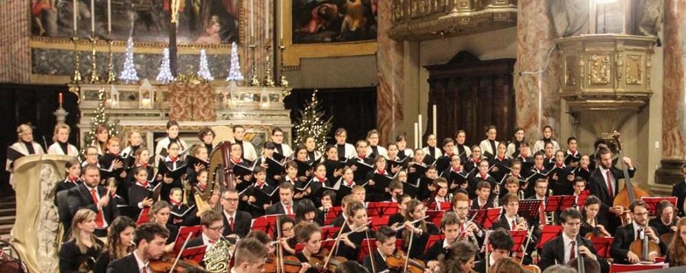 «Concerto di Natale» il 12 dicembre solidarietà e premi Papa Giovanni XXIIII