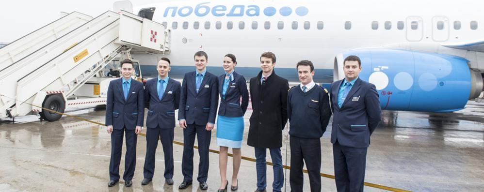 Bergamo, la Russia è (più) vicina Inaugurato il volo Orio-Mosca - Video