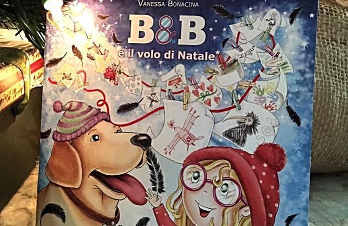 La copertina di B&B e il volo di Natale
