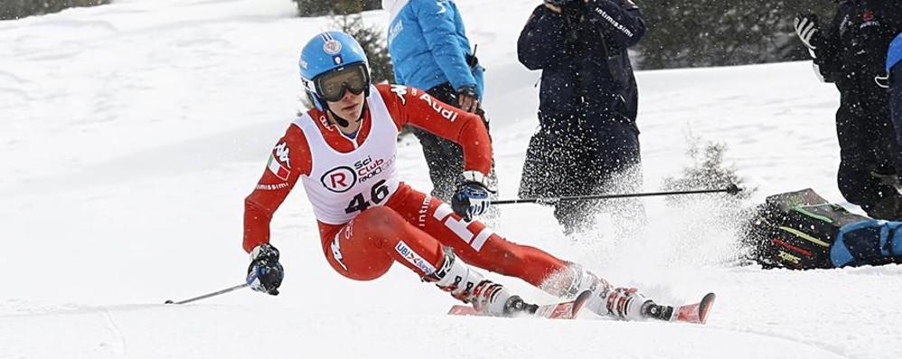Assoluti di Sci Alpino al Monte Pora Rinviato lo Slalom Speciale del 30
