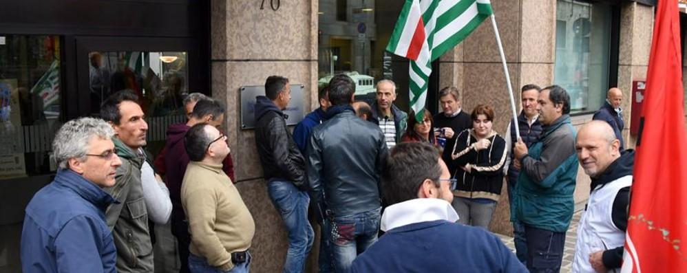 Cartiere Pigna, nuovo incontro Si chiedono «garanzie occupazionali»