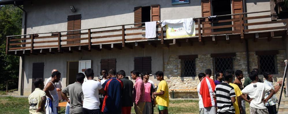 Parchi: la Lega torna alla carica «Ospitate profughi? Niente fondi»