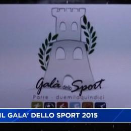 Parre, il Galà dello Sport 2015