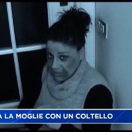 Quarantenne tunisino sfregia la ex moglie con un coltello, poi si costituisce.