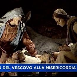 Il Vescovo alla messa di Natale: Apriamoci alla Misericordia