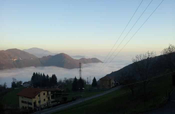 Lago di Nebbia
