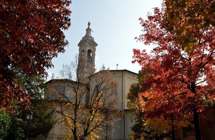 Il santuario di Borgo Santa Caterina