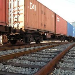 Legambiente: lotta allo smog Più  trasporto merci su ferrovia