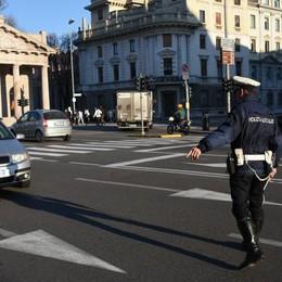 Targhe alterne, 19 multe al mattino Palafrizzoni: «Grazie ai cittadini»