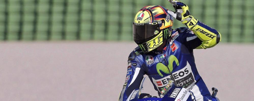 Valentino Rossi scalda i motori - Video «Il 10° titolo? Ci proverò come sempre»