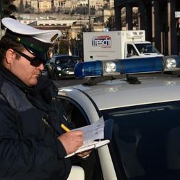 Bergamo, oggi sì alle targhe pari Ecco le regole per circolare in città