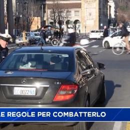 Bergamo - targhe alterne e altre armi contro lo smog