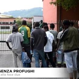 Emergenza profughi, altri in arrivo