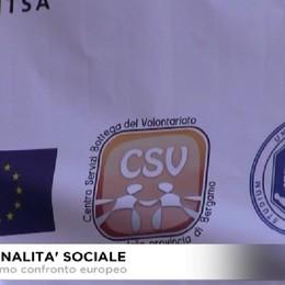 Marginalità sociale, tre giorni di confronto europeo a Bergamo