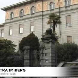 Palestra della Imiberg: tutti assolti