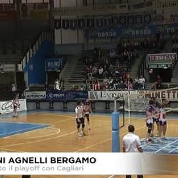 Volley: Cagliari-Caloni, sabato via ail playoff