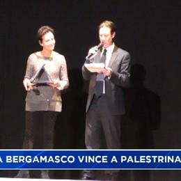 Regista bergamasco vince al festival di Palestrina